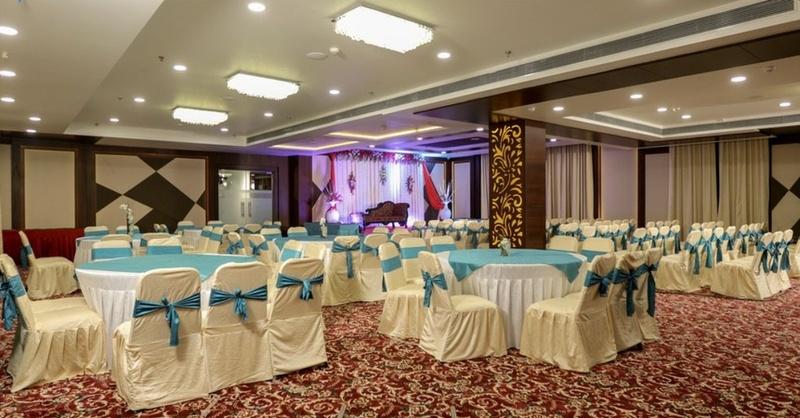 DCorbiz Hotel And Restaurant, Gomti Nagar, Lucknow