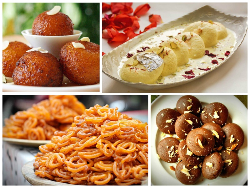 Top North Indian Sweets Or Mithai & Where To Find Them In Delhi!