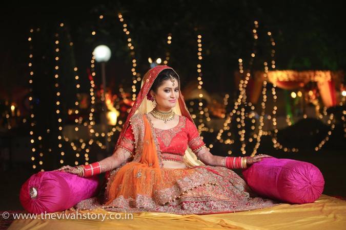 The Vivah Story | Delhi | Photographer