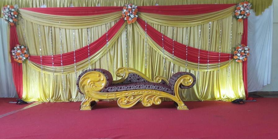 SK Sivanayya Nadar Rajammal Marriage Mahal Padiyanallur Chennai - Banquet Hall
