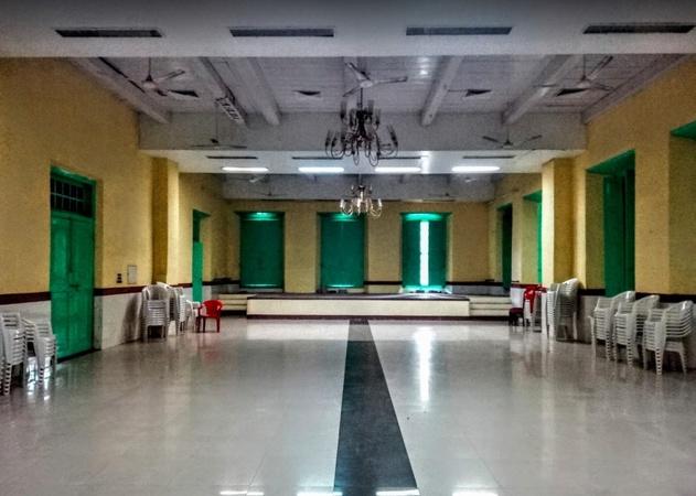 Kalikotta Palace Thrippunithura Kochi - Banquet Hall