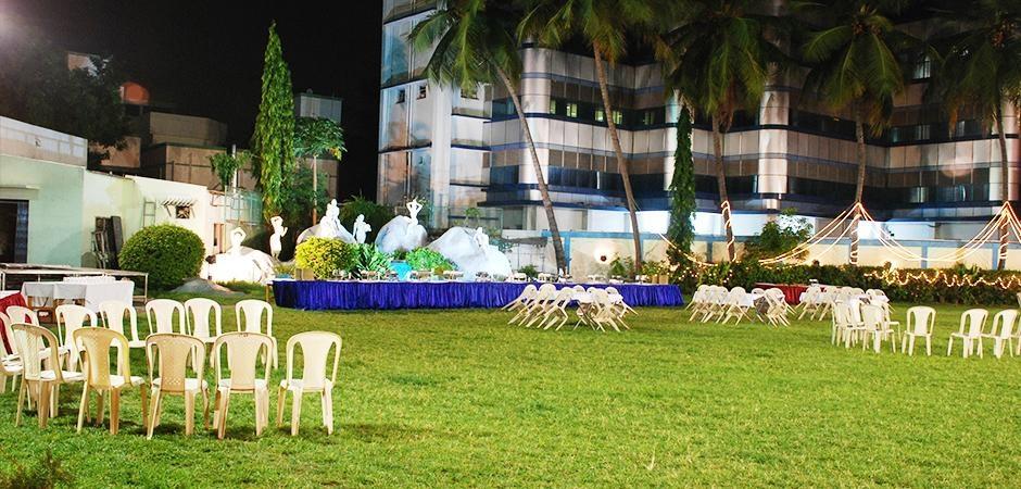 Hotel Palmgrove Nungambakkam Chennai - Banquet Hall