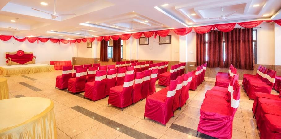 Shivam Inn Gomti Nagar Lucknow - Banquet Hall