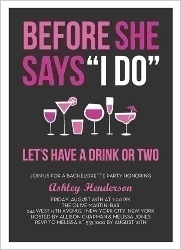party flyer ideas