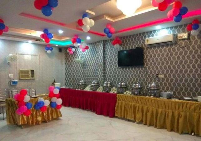 Wah Ji Wah Rohini Delhi - Banquet Hall