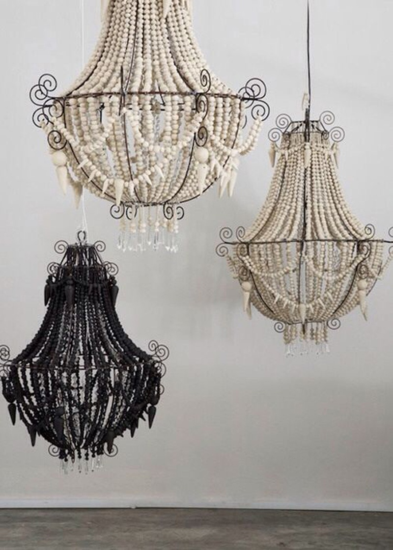 Trend Alert! Will You Incorporate These Basket Chandeliers in Your Wedding Décor?