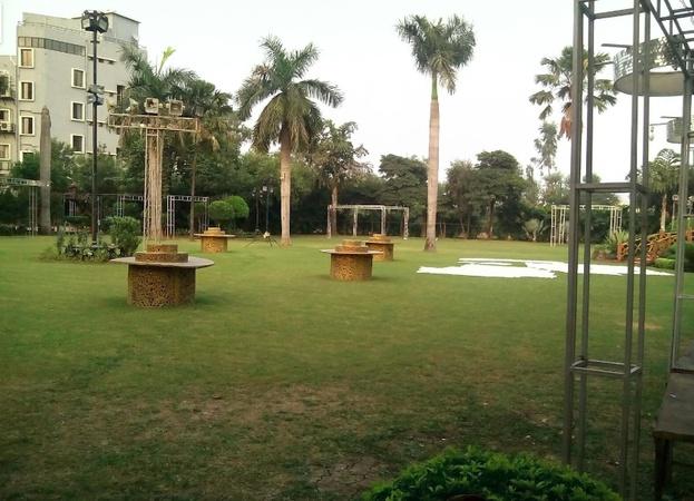 Sahni's Park Inn Mahaveer Nagar Raipur - Banquet Hall