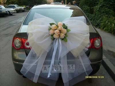 Wedding Car Decoration Ideas That You Can Use For Your Marriage Car