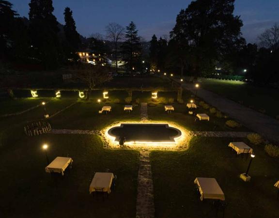Balrampur House Sherwani Nainital - Wedding Lawn