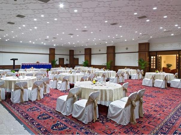 Hotel Vishwas Raisen Road Bhopal - Banquet Hall