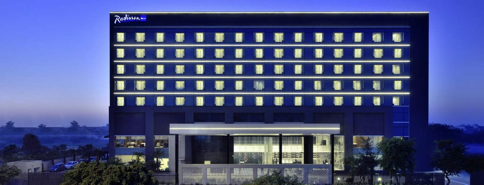Radisson Blu Hotel New Industrial Town Faridabad - Banquet Hall