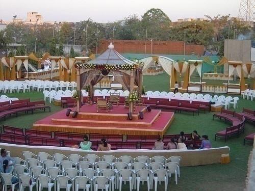 Maple Farm Party Plot – Ahmedabad