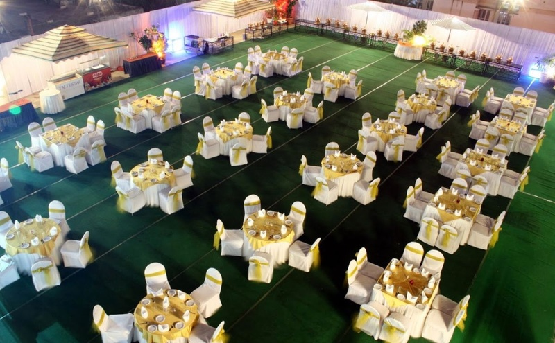Breathtaking outdoor wedding venues in Kolkata for a dreamlike wedding!