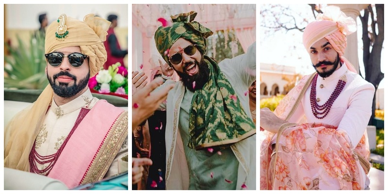 5 Types Of Stylish Safas for Every Millennial Groom