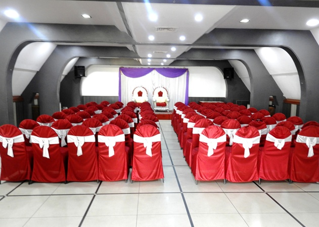 Hotel Chennai Gateway Koyambedu Chennai - Banquet Hall