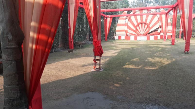 Shri Ram Vatika Karawal nagar Delhi - Wedding Lawn