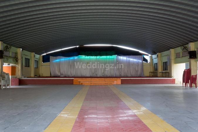 Rajlaxmi Garden Mangal Karyalaya Kunjirwadi Pune - Banquet Hall