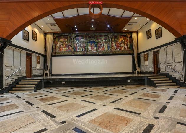 Sri Rajhans Convention Hall Rajajinagar Bangalore - Banquet Hall