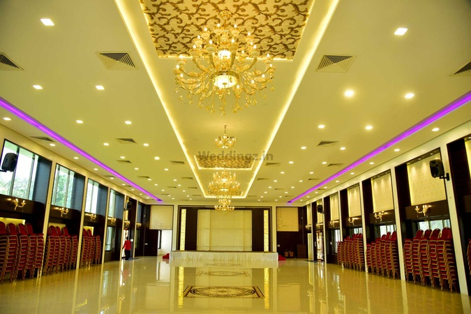 Balaji Lawns And Resorts Gangapur Road Nashik - Banquet Hall
