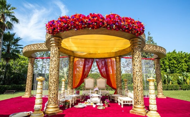 Wedding Lawns in Kamptee Road, Nagpur- Lavish and Extravagant