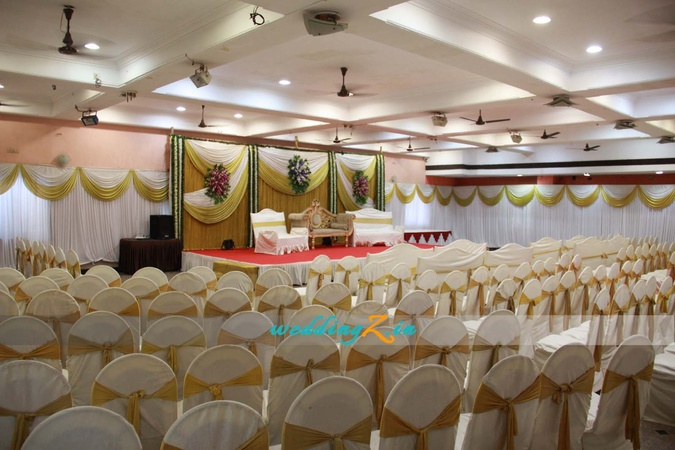 North India Association Sion Mumbai - Banquet Hall