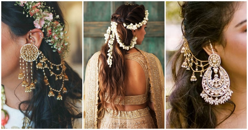 10 waterfall earrings that we can't seem to fall out of love with! #bridegoals