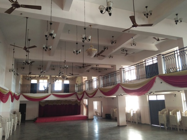 SPG Hall Mapusa Goa - Banquet Hall