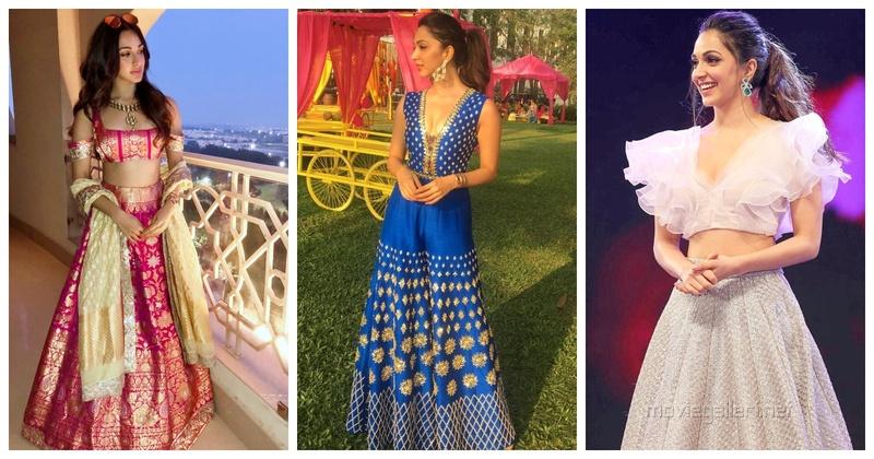 11 Times Kiara Advani's wardrobe proved to be major inspiration for bridesmaids!