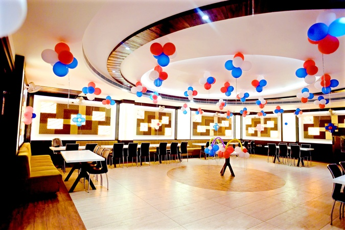 Hotel Impact Gomti Nagar Lucknow - Banquet Hall