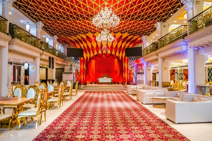 The Royalens Ashok Vihar Delhi - Banquet Hall