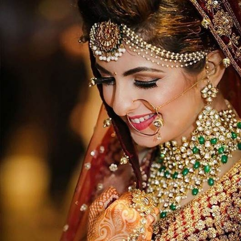 Top 5 Indian Bridal Make Up Trends 2017