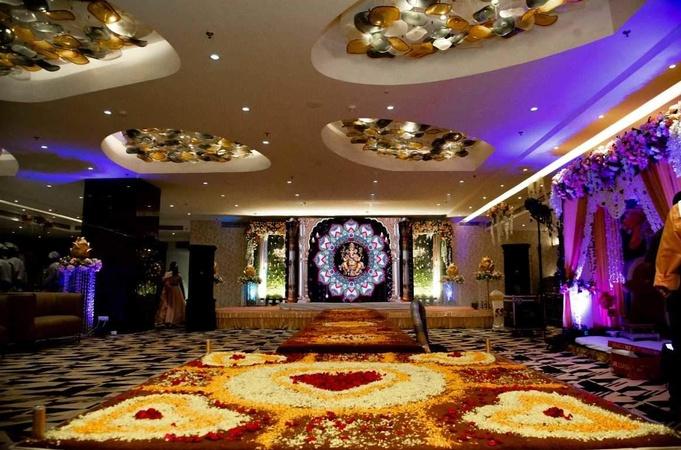 Moli Banquet Newtown Kolkata - Banquet Hall