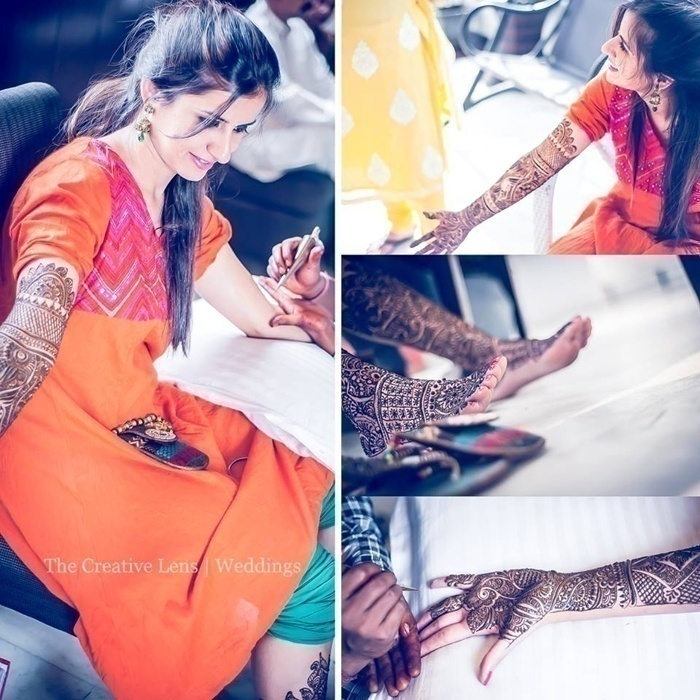 Hire Your Mehndi Artist and Photographer in the Coolest Way Ever