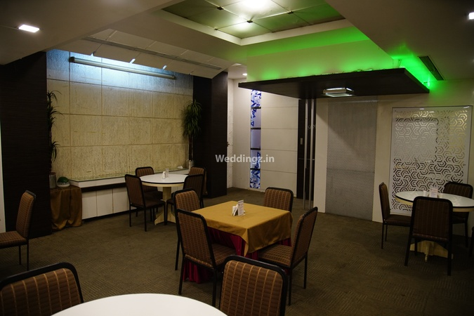 Hotel Planet Residency Vile Parle East Mumbai - Banquet Hall