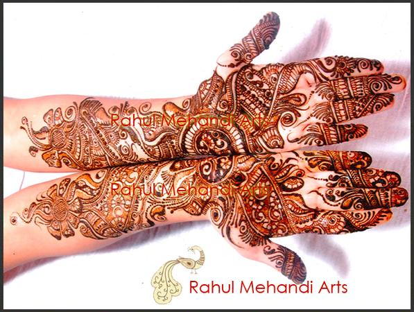 Rahul Mehndi Arts | Mumbai | Mehendi Artists