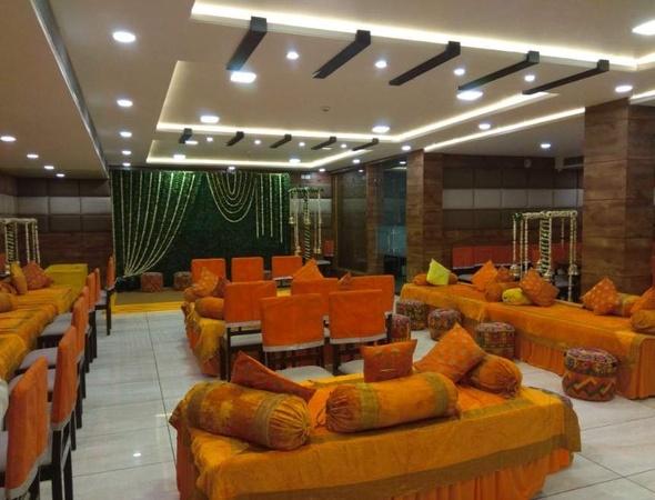 Anmol Bandhan Bani Park Jaipur - Banquet Hall