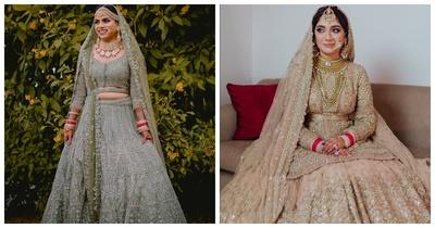 7 Brides who found their Dream Lehenga at Chandni Chowk