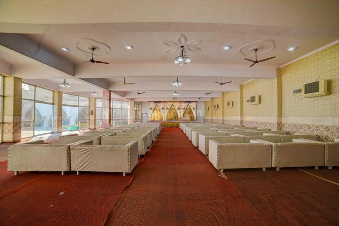 Sahil Royal Garden Shahganj Agra - Banquet Hall
