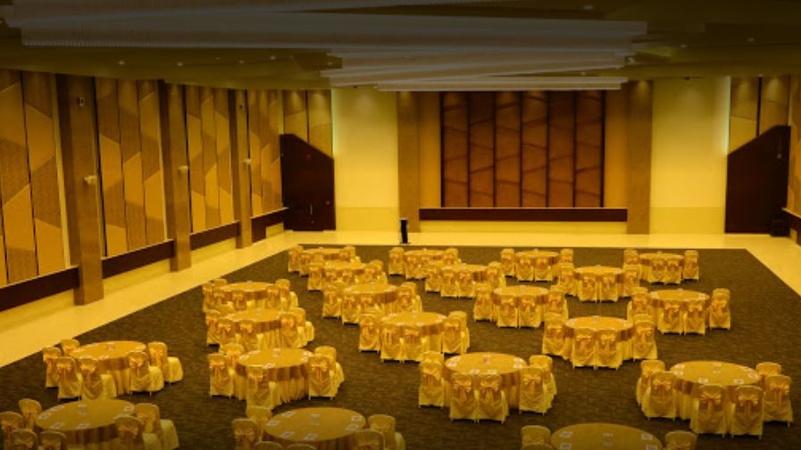Mirasol Lake Resort Nani Daman Daman and Diu - Banquet Hall