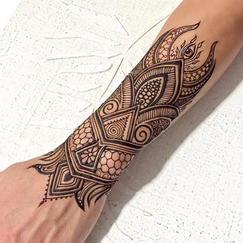 Egyptian Henna Designs: Mehndi Designs Latest Images & Trends You Need To See