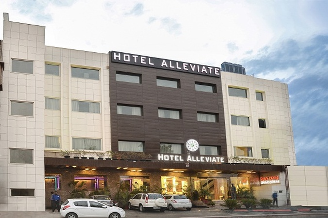 Hotel Alleviate Rakabganj Agra - Wedding Hotel