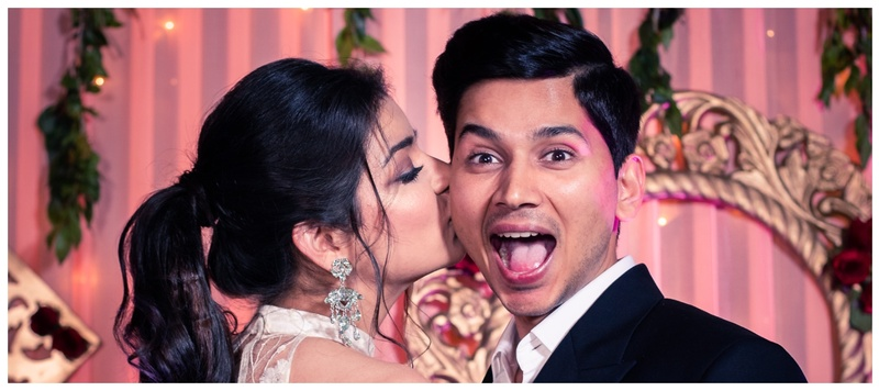 Aman  & Sanya Gurugram : This couple made every moment magical with their love for each other!