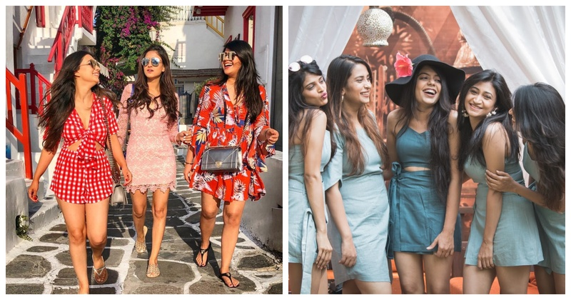 These 4 Brides' Bachelorette Trips with their bridesmaids will make you yearn for yours!