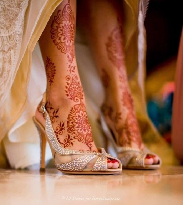 6. The one with the stilettos: