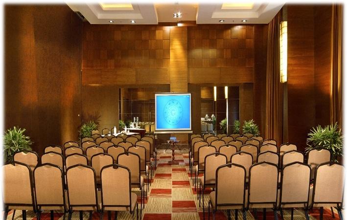 Fortune Select JP Cosmos Vasanth Nagar Bangalore - Banquet Hall