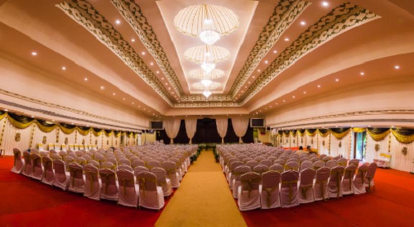 Em El Em Kalyana Mandapam Nungambakkam Chennai - Banquet Hall