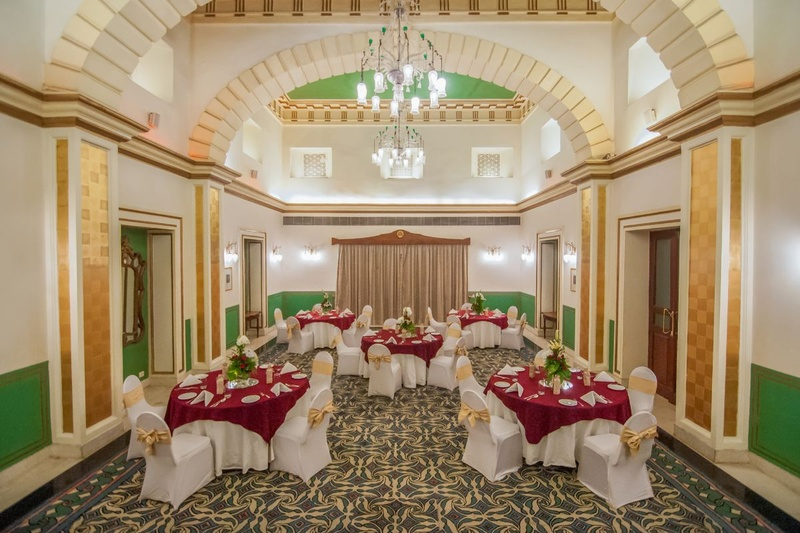 Wedding reception venues in Pune for a vibrant and an extravagant  wedding!