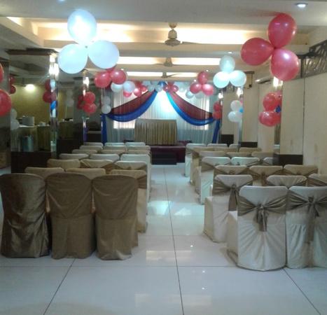 Hotel Sudharshan Palace Maharana Pratap Nagar Bhopal - Banquet Hall