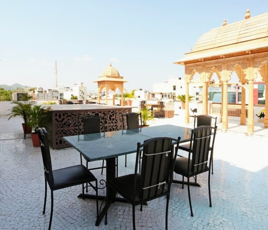Hotel Castle Inn Bhopalpura Udaipur - Banquet Hall