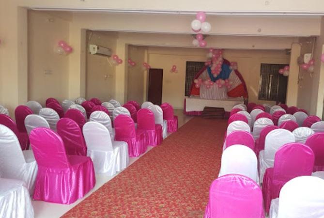 Saubhagya Jalsa Marriage Hall Jankipuram Lucknow - Banquet Hall